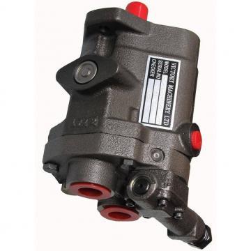 Vickers PVBQA29-FRSW-22-CC-11-PRC  pompe à piston