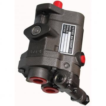 Vickers PVH074R01AA10H002000AW1001AB010A  pompe à piston