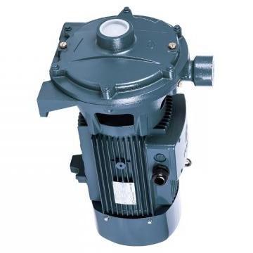 Vickers PVH074R01AA10E2520140010 01AE01 PVH pompe à piston