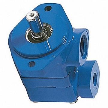 Vickers 2520V17A11 1DD22R pompe à palettes