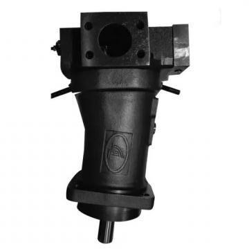 Vickers PVQ45AR01AB10B181100A100 100CD0A PVQ pompe à piston