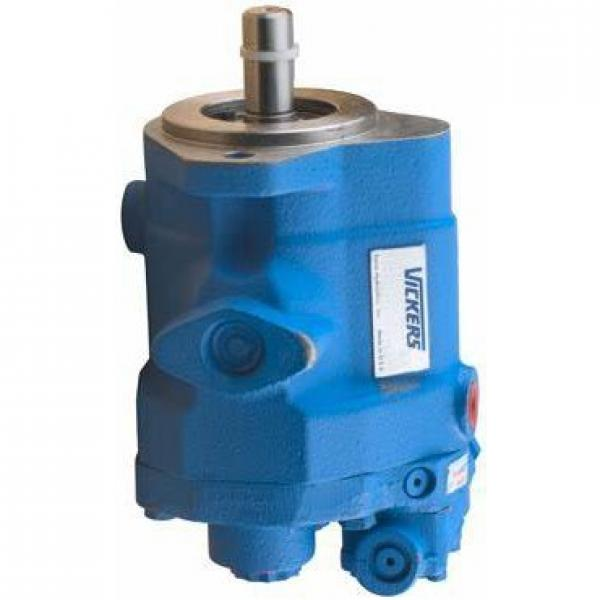 Vickers PVQ45AR02AA10B181100A1AE 100CD0A PVQ pompe à piston #2 image
